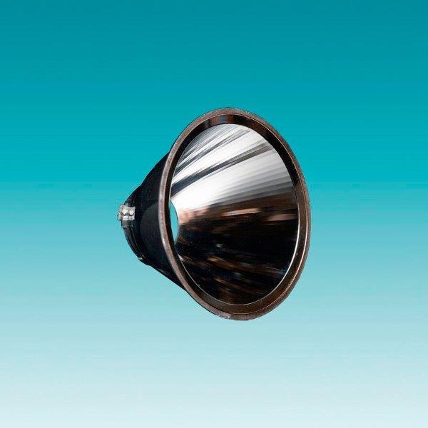 Lentes ópticas para led