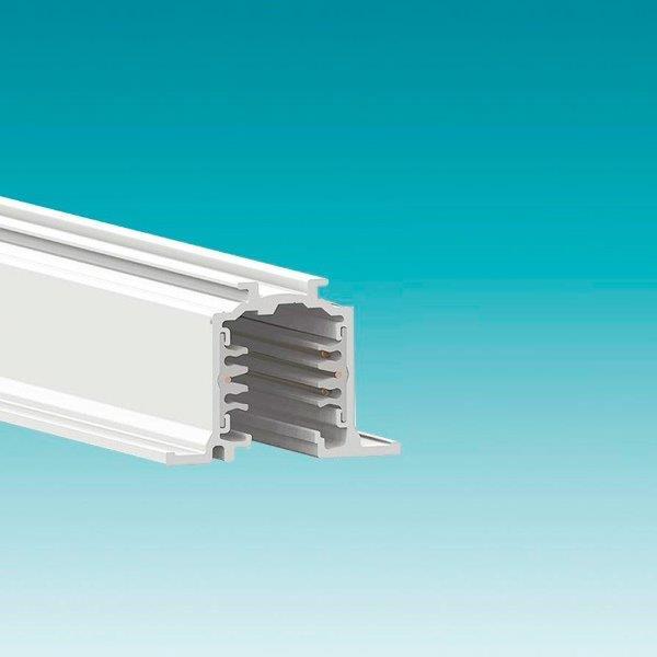 Trilho eletrificado alumínio