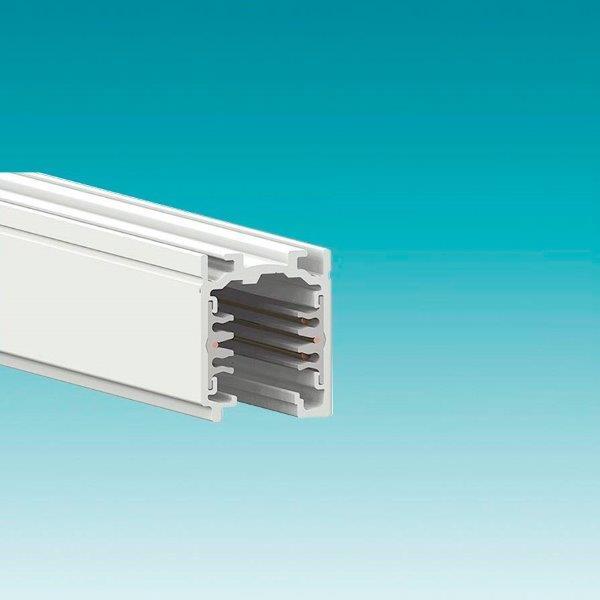 Trilhos eletrificados para iluminação