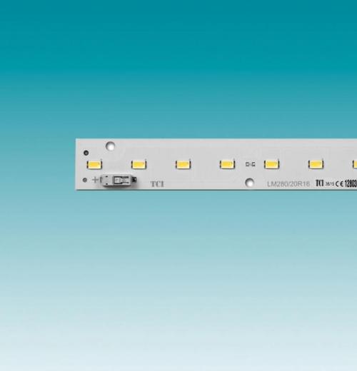 MODULO LINEAR DE LED TM STANDARD 2,6 A 5,7W / 250 A 500MA / 420 A 760LM / 3.000K