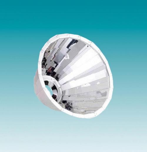 REFL.ALUM.ANODIZADO ESPECULAR P/A COB ABERTURA 12 GRAUS DIAM.108 MM ALT.66,7MM