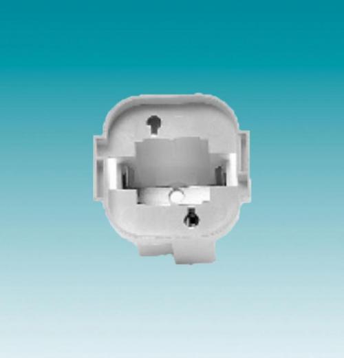 SOQUETE G24-D3/GX24-D3 P/A LAMPADA FLUOR.COMPACTA DUPLA 26W