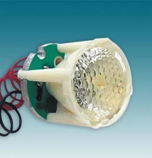 SPOT LED 1,4W 350MA 30 GRAUS BRANCO FRIO