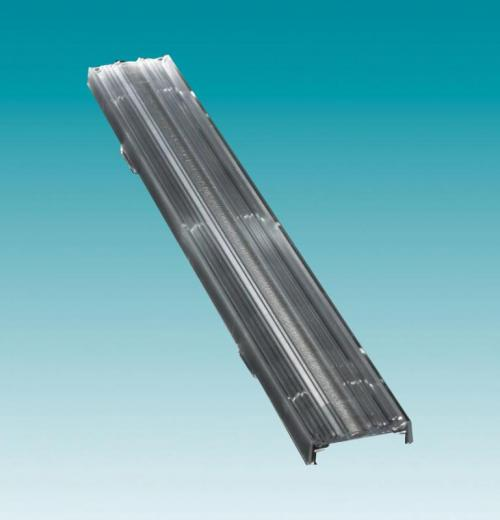 LENTE LINEAR  96° X 146° / COMP.285MM X LARG. 40MM X ALT. 9,5MM P/ENCAIXE