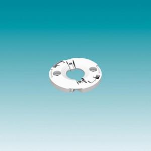 HOLDER 8101 (C/CONTATO ELÉTRICO) EM PBT P/COB LES 14,5 MM