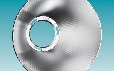 REFLETOR ANGELA SPOT/ DIÂM. 119,5MM X ALT. 74,5MM P/CONECTOR