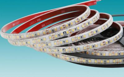 FITA DE LED FLEXÍVEL 14,4W / TCP. 3.000K/ IRC ≥ 80 COM 120 LEDS/METRO /IP66