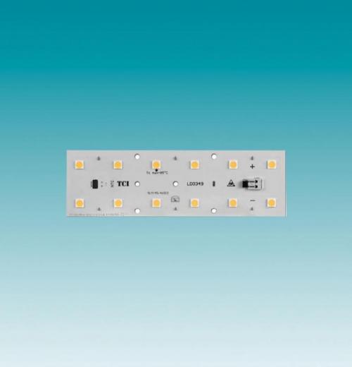 MÓDULO PCB COM 12 LEDS SMD 50X50 3.000K IRC.80 (SOB CONSULTA)